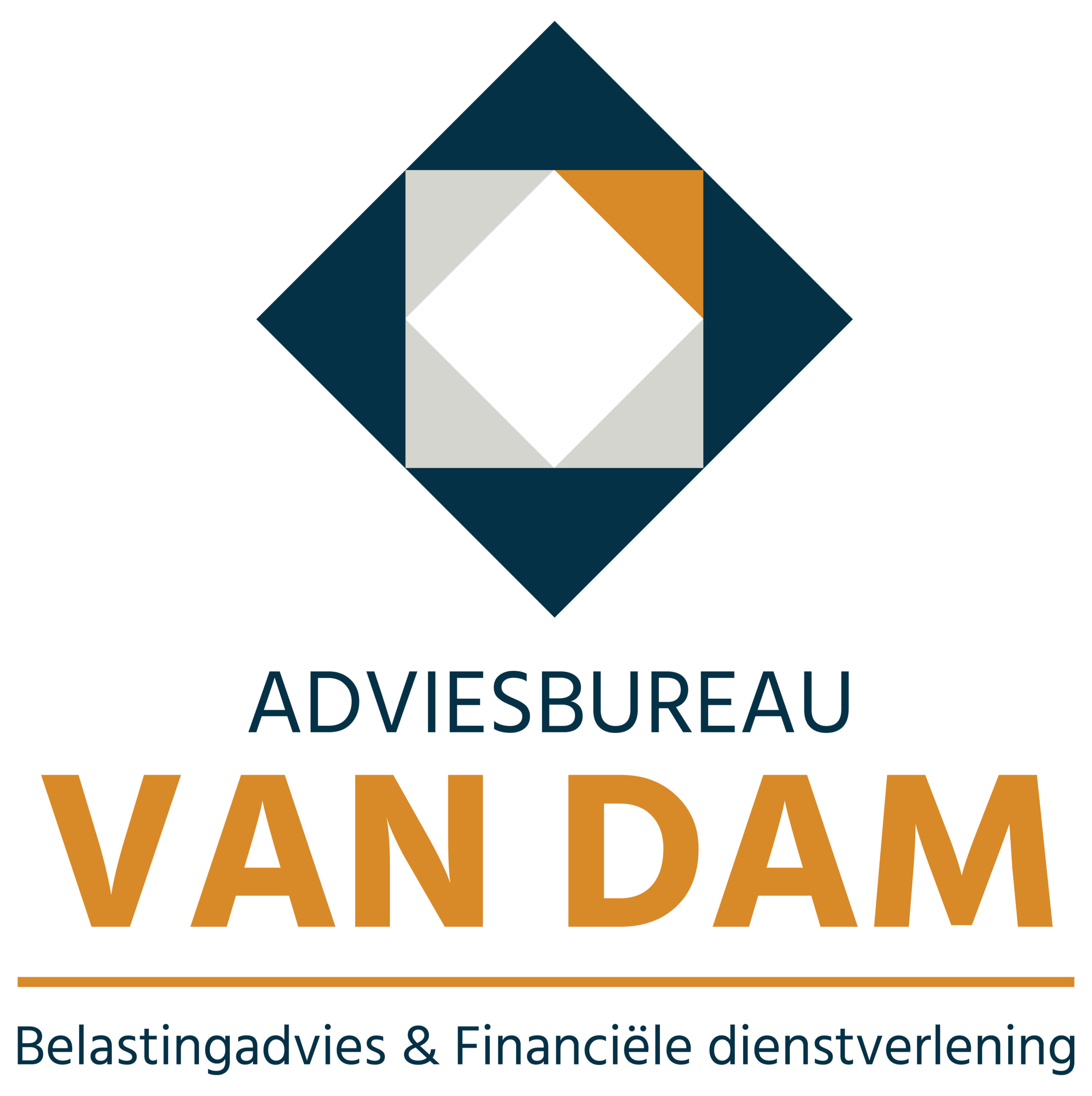 vandam-logo-staand